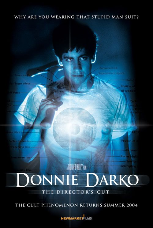 Donnie Darko with Jake Gyllenhaal